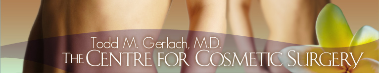 Center For Cosmetic Surgery: Todd Gerlach MD